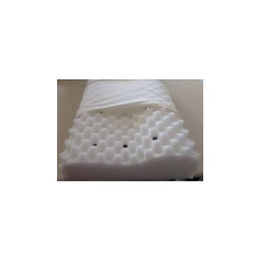 Travesseiro Cervical Contour Pillow Magnetico Terapeutico - Fisilife