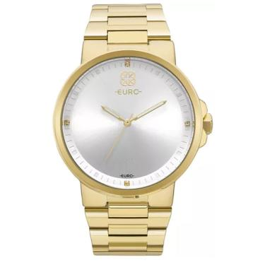 f890b63dfcb Relógio Feminino Euro Analógico EU2035YLD 4B - Dourado