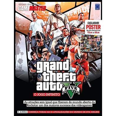 Revista Superpôster - GTA V: o Jogo Infinitivo