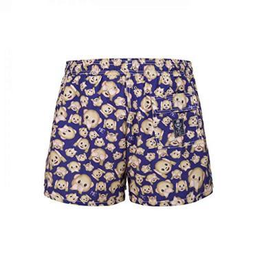 Shorts Infantil Macaquinho > de 7 a 8 anos