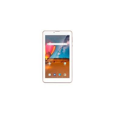 "Tablet Multilaser M7 3G Plus Dual Chip, 1GB, 16GB, 7"" - Rosa - NB305"