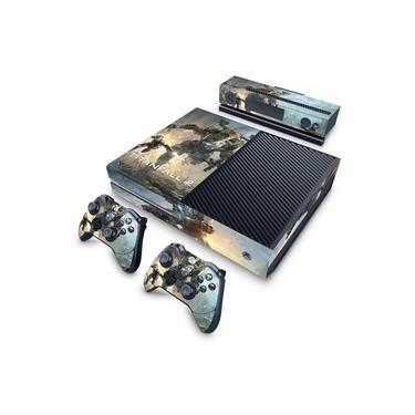 Skin Adesivo para Xbox One Fat - Titanfall 2