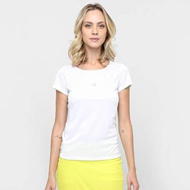 Camiseta Wilson Feminina - Core Ss