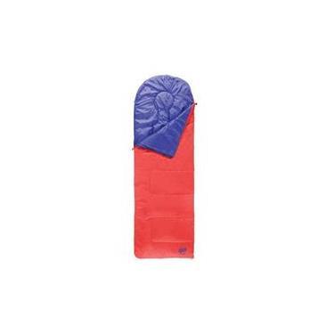 Saco de Dormir Tipo Envelope Coleman para Temperaturas até 15°C Fiesta
