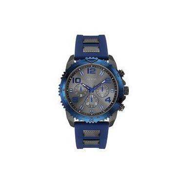 Relógio de Pulso Guess Borracha   Joalheria   Comparar preço de ... c13c546ad3