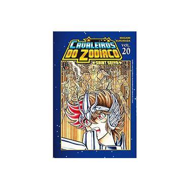 Livro - Cavaleiros do Zodíaco - Saint Seiya 20