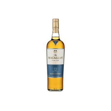 Whisky Escocês 12 Anos 700ml - The Macallan