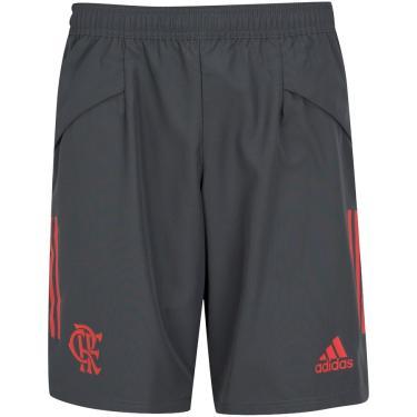 Calção do Flamengo 2021 DT adidas - Masculino adidas Masculino