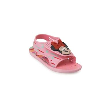 Sandalia Baby Minnie Rosa Grendene 26444