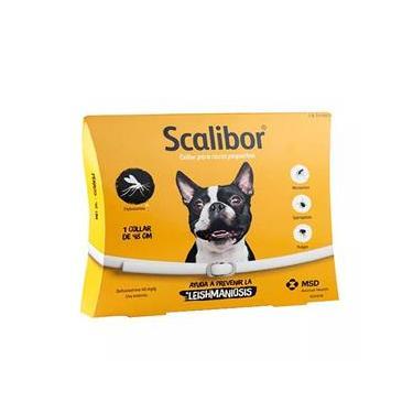 Imagem de Coleira Scalibor P/M Cães até 20kg MSD