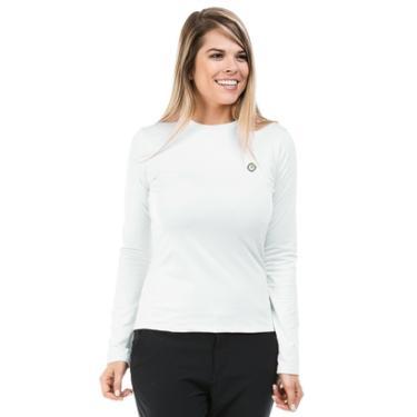64984b5c4f Camisa Térmica para Frio Manga Longa com Proteção Solar Extreme UV -  Feminino