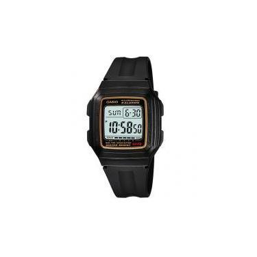 67f16e0489f Relógio de Pulso Casio Digital Resistente a àgua Cronômetro ...