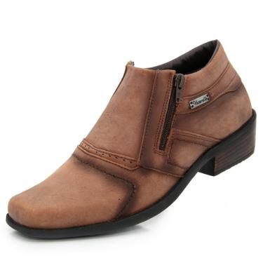 Bota texas Polo City Marfim 854  masculino