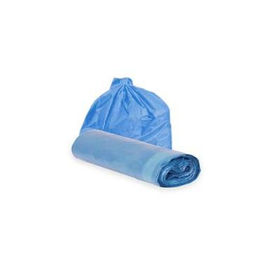 Saco De Lixo Reforçado Azul 15l, 30l, 50l, 100l P/reciclagem (100L)