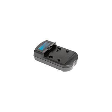 Carregador Bivolt Vivitar Vivsc3100S + Veicular para Baterias Sony