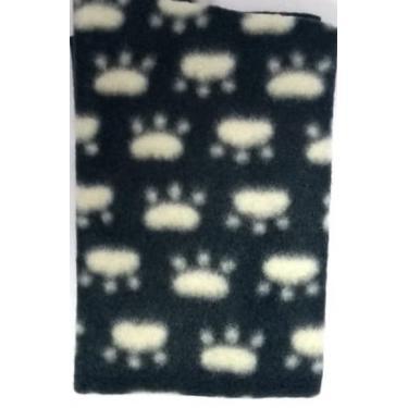 Roupa de Soft Preta para Cachorros N 5