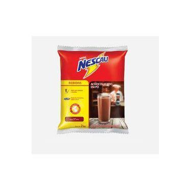 Achocolatado Em Pó Nescau Embalagem 2kg