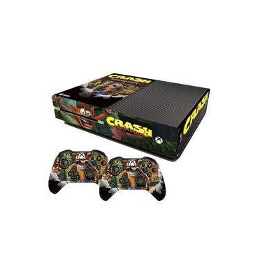 Skin Xbox One Fat Crash Bandicoot