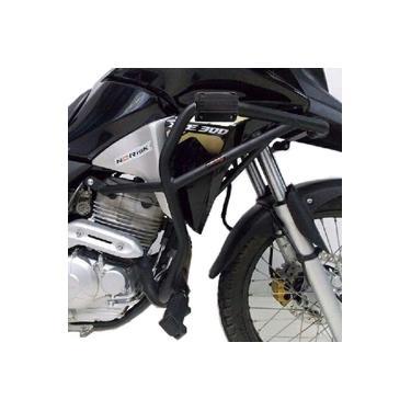 Protetor Carenagem Motor Nova Xre 300 LED Todos Anos Com Pedaleiras Chapam 2009 2019 2020