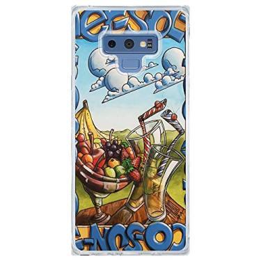 Capa Personalizada Samsung Galaxy Note 9 Designer - DE34