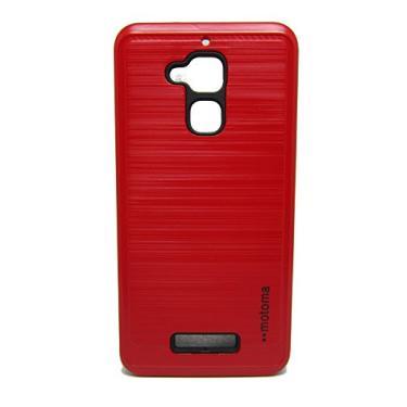 Capa Anti Impacto para Asus Zenfone 3 Max 5.2 Polegadas ZC520 - Vermelho
