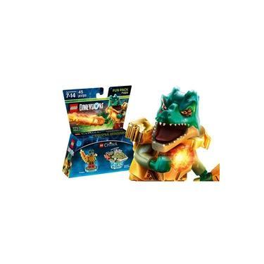 Imagem de Lego Dimensions - Chima Cragger Fun Pack 71223