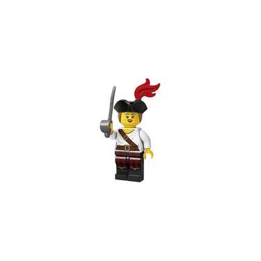 Imagem de Lego Minifigura Série 20 Pirate Girl 71027-5