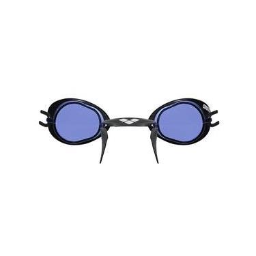 6a64dda2c Óculos De Natação Preto Lente Azul Swedix Arena