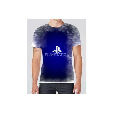 Camiseta Camisa Personalizada Ps1 Ps2 Ps3 Ps4 Ps5 Jogos Hd 3