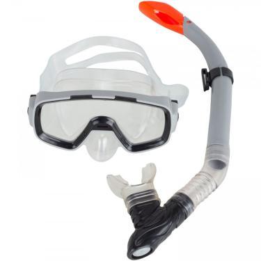 Kit de Mergulho: Snorkel e Máscara de Mergulho Oxer Mero - Adulto Oxer Unissex