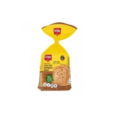 Pão De Forma Multigrãos Schar Sem Glúten E Lactose 200g