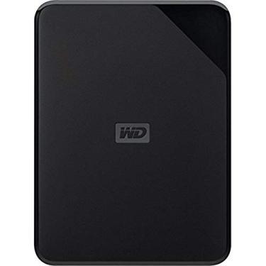 HD. 4TB Western Digital Externo Elements USB 3.0 Portátil