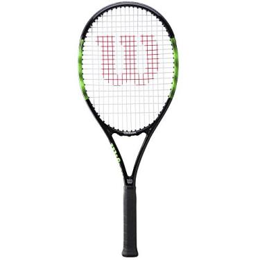 Wilson Blade Feel Team 103 com raquete RKT, adulto unissex, multicolorido (multicolorido), tamanho único