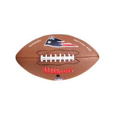 6e246876ba Bola De Futebol Americano Wilson NFL Team Lolo JR New England Patriots