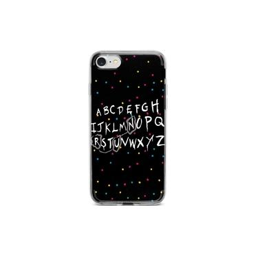 Capa para celular Stranger Things Lights - Samsung Galaxy A70
