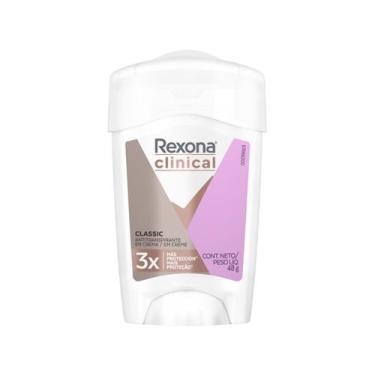 Imagem de Desodorante Rexona Clinical Antitranspirante - Feminino 48G