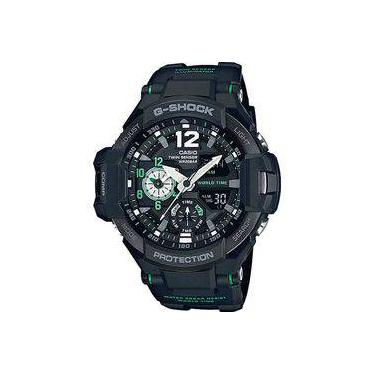 b0de855ea0b Relógio CASIO G-Shock GravityMaster GA-1100-1A3DR