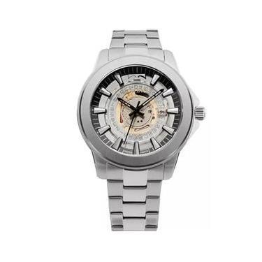 e4db83d492d3e Relógio Masculino Technos Analógico Swiss Parts F06111AB 1W