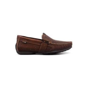 c02ada400 Sapato Masculino Mocassim Pegada   Moda e Acessórios   Comparar ...