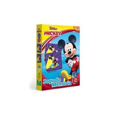 Imagem de Jogo De Memória Disney Júnior Mickey 24 Pares 8004 - Toyster