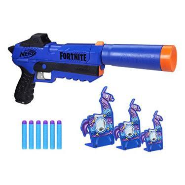 Lança Dardos Nerf Fortnite - E8876 - Hasbro - Exclusivo Amazon