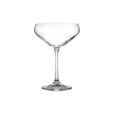 Jogo De Taças Para Cocktail Coupe Bohemia 340 Ml - 4 Peças