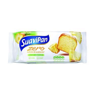 Bolo de Abacaxi sem Açúcar 250g - Suavipan