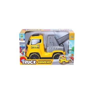 Imagem de Brinquedo Caminhao Truck Guincho Ref235 Bs Toys