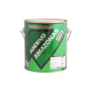 Imagem de Cola De Contato Extra Universal 3,6 Litros De Sapateiro Amazonas