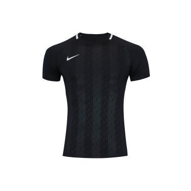 Camiseta Nike Dry Academy SS GX - Masculina - PRETO BRANCO Nike 7422f908e8129