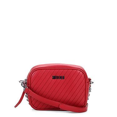 9686ce04c Bolsa Santa Lolla Vermelho Zattini | Moda e Acessórios | Comparar ...