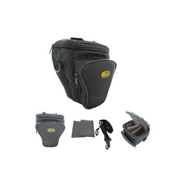 Bolsa Case Câmera Dslr Canon Nikon Sony E Outros Onix