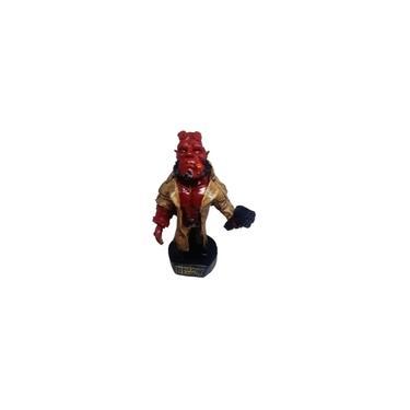 Imagem de Miniatura Estatueta Boneco Resina Hellboy Action Figure N3