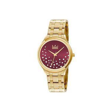 e8c17de740d90 OlistComprar · produtos parecidos · Relógio Dumont Feminino Du2036lst 4n.